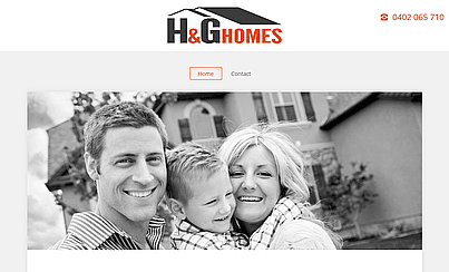 Customer Feature - H & G Homes