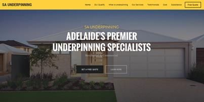 Customer Feature - SA Underpinning
